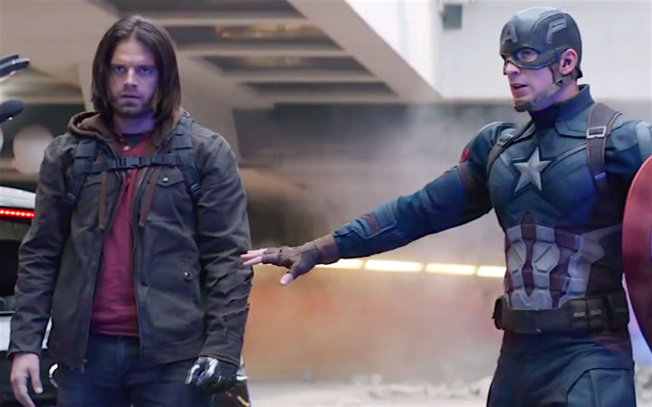 "How Bucky And Cap's ""Amazing Relationship"" Became The Center Of ""Captain America: Civil..."