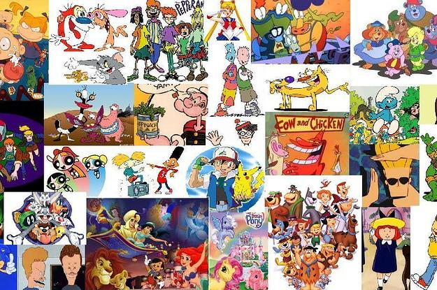 Cartoon Characters Of The 90s : Image gallery sibling characters