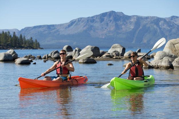 A mais divertida: Zephyr Cove – Lake Tahoe, Nevada