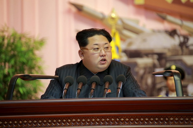 """Since he came to power back in 2012, Kim Jong Un has been nobody""""s idea of a fashion icon."""