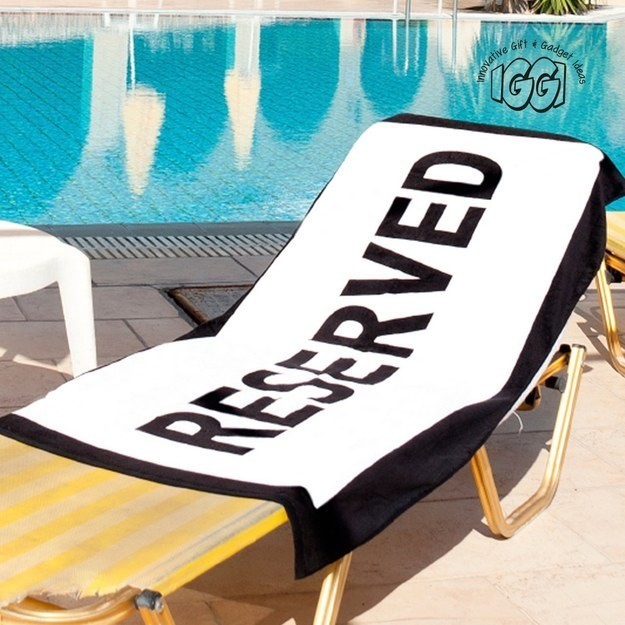 """Reserved"" Towel, $19.56 Buy or Sell Electronics, Clothing, Accessories, Collectibles, cheapest cellphones, electronics stores onlines, and more"