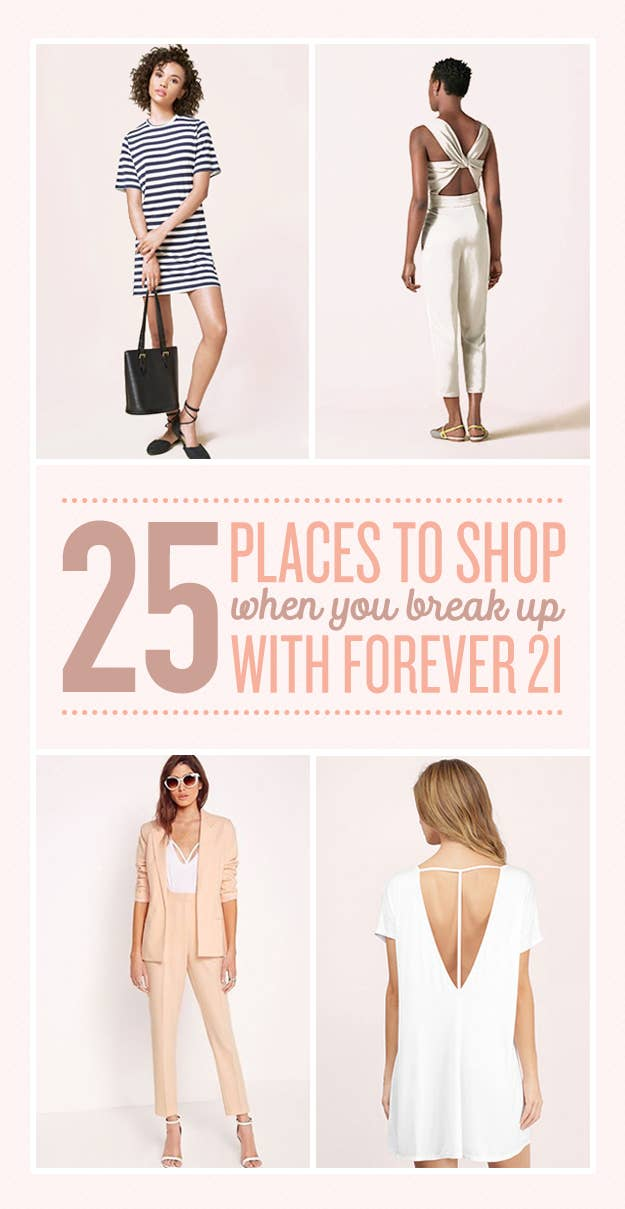 aa1b64fd9783 25 Places To Shop When You Break Up With Forever 21