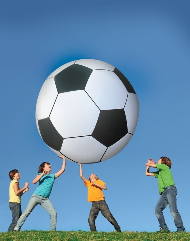 Giant Inflatable Soccer Ball, $119.99 Buy or Sell Electronics, Clothing, Accessories, Collectibles, cheapest cellphones, electronics stores onlines, and more