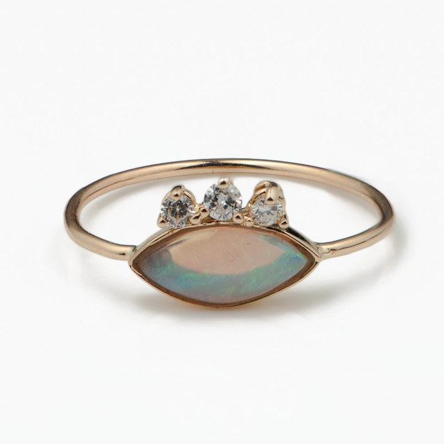 Buzzfeed 7 Rings: 45 Engagement Rings That Don't Suck