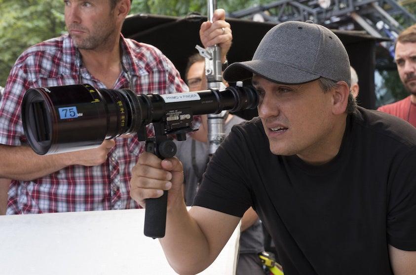 Director Joe Russo.