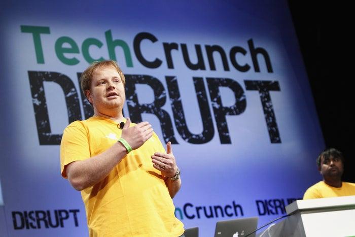 Zenefits co-founder Parker Conrad.