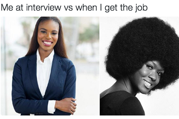 hilarious tweets every black girl can relate to 2 12207 1462812684 7_dblbig 21 hilarious tweets that are way too real for black girls