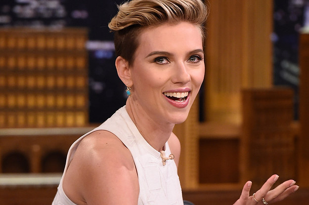 Scarlett Johansson On The Moment Its Time To Cut Off The