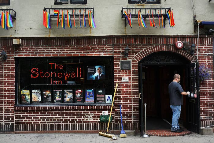 The Stonewall Inn in 2013.