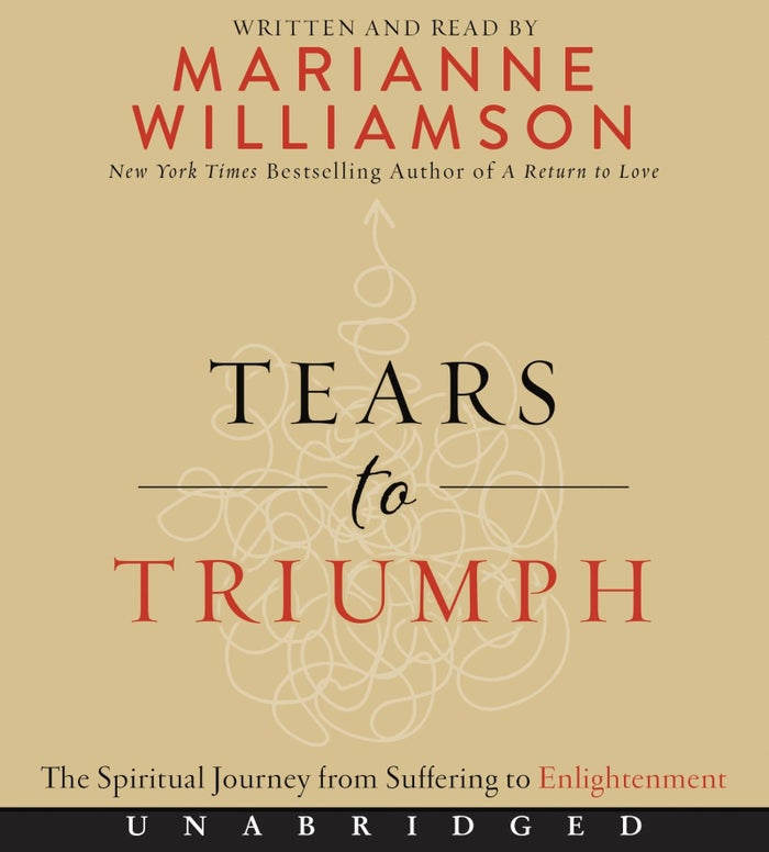 Internationally known educator, speaker and New York Times bestselling author Marianne Williamson explains that avoiding pain is harmful to our lives and ultimately detaches us from our deepest emotions, hindering us from healing and spiritual awareness. Written with great insight and passion, Tears to Triumph educates and encourages readers to recognize pain and acknowledge their true feelings and emotions.