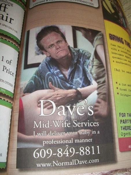 Dave: