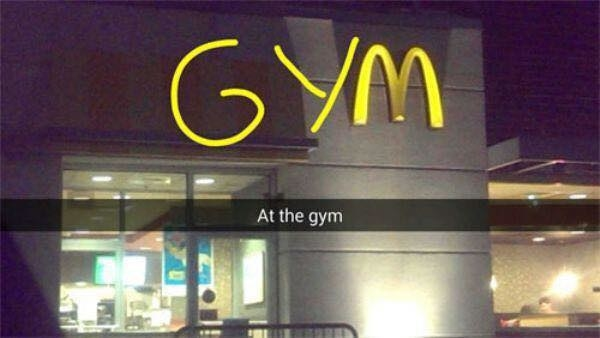 This new gym: