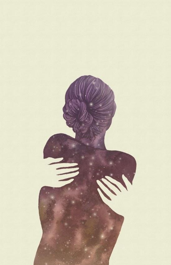 """Amor Cósmico"" por Faryn Hughes"