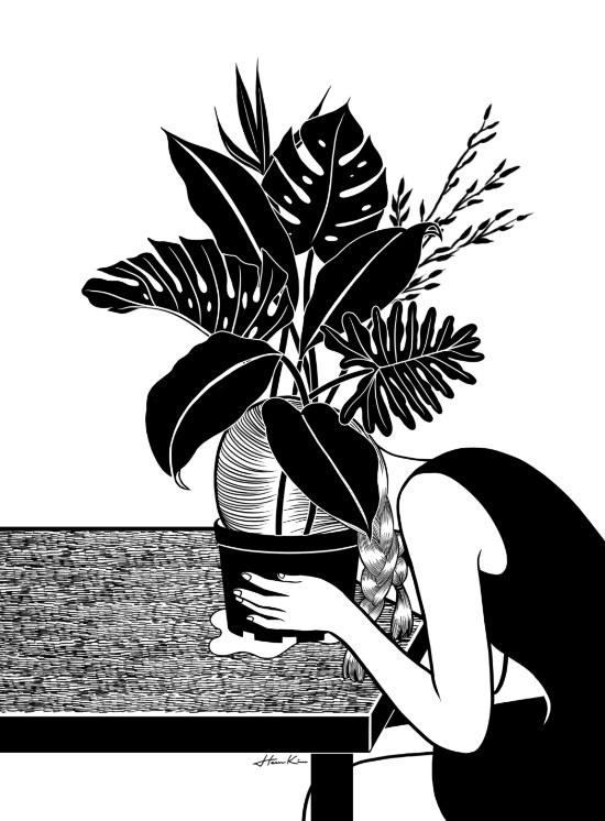 """""""Tragédia Makes You Grow Up"""" por Henn Kim"""