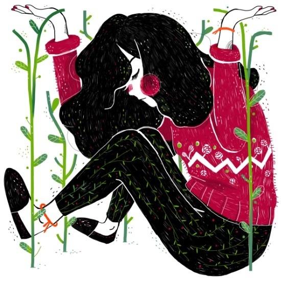 """""""Superar a zona de conforto"""" por Kathrin Honesta"""