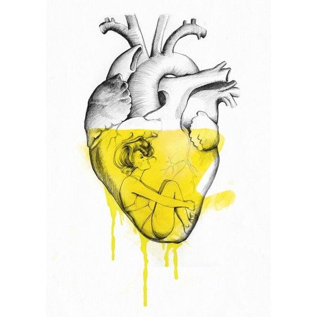"""Afogando"" por Ina Stanimirova"