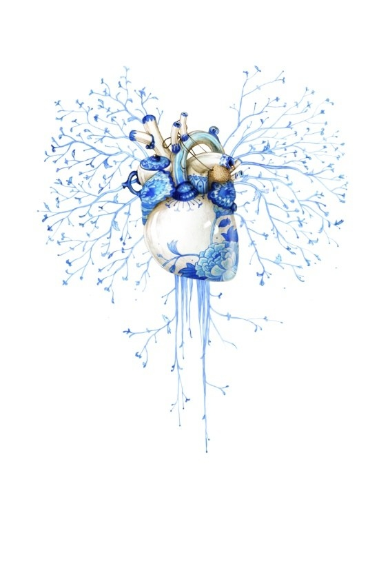 """""""Porcelain"""" por Jana Heidersdorf"""
