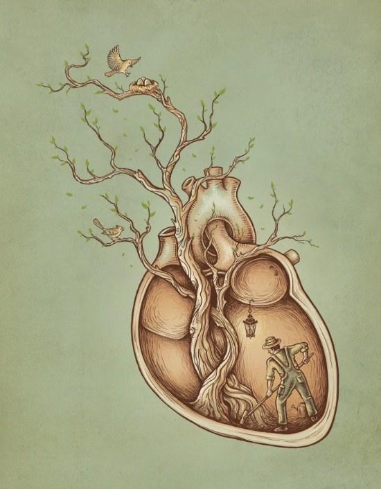 """Árvore da Vida"" por Enkel Dika"