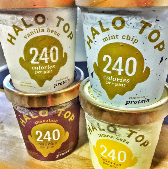 Perhaps when you learned Halo Top ice cream was only 240 calories per PINT, you couldn't get enough of the stuff.