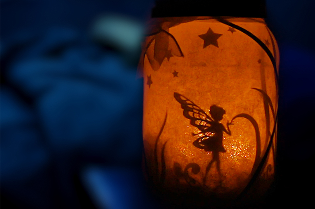 Light Up Your Kid S Night With These Magical Fairy Lanterns