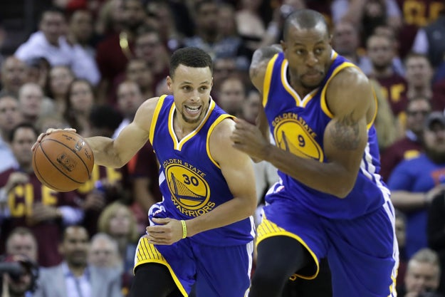 It took four games, but we finally got a close game in the NBA Finals. After a tense, scrappy game, the Warriors pulled off a 108-97 win over the Cavaliers to go up 3–1 in the NBA Finals.