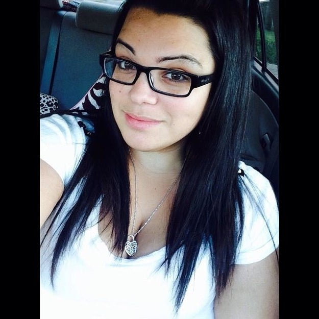 Amanda Alvear, 25, was at Orlando's Pulse nightclub with friends early on Sunday morning when a gunman stormed the gay bar and opened fire.