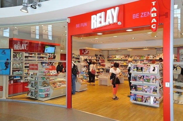 By comparison, the major retailer Relay France bought 7.3 million minutes to sell from its 941 outlets across the country.
