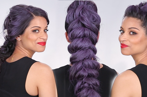 Hair Styles For Picture Day: These Unicorn-Inspired Hairstyles Are Drop-Dead Gorgeous
