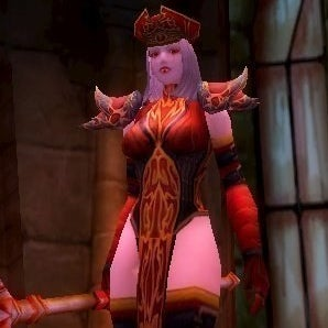 High Inquisitor Whitemane.