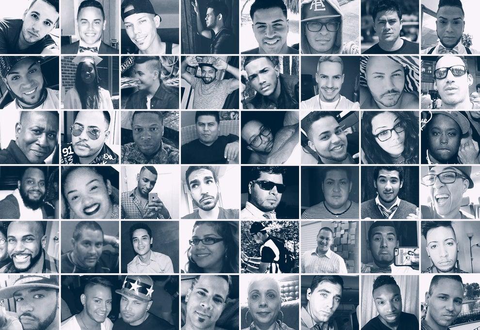 Victims of the Pulse massacre