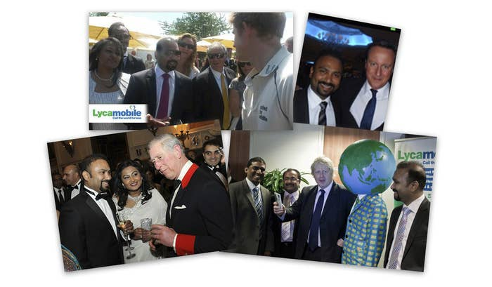Tories' Biggest Donor Lycamobile Raided In Criminal Money-Laundering