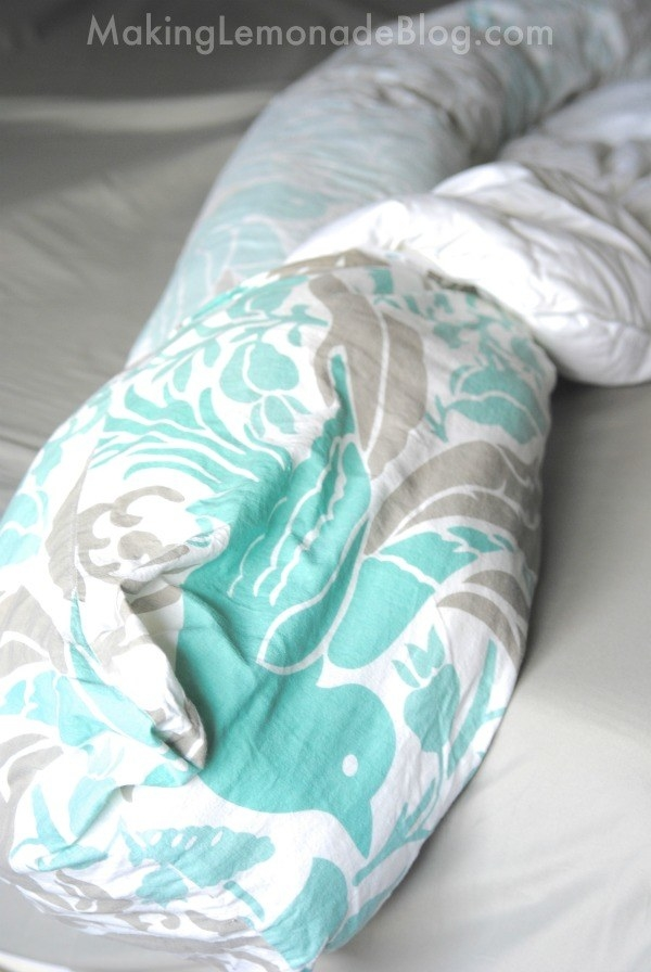 Run your sheets, mattress cover, and duvet cover through the laundry. Then use this rolling trick to put your duvet cover back on in no time.