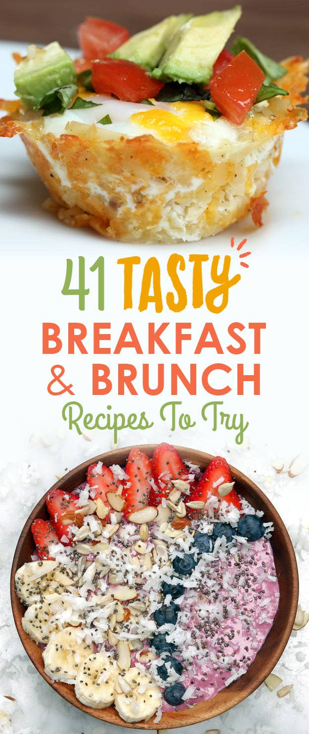 41 tasty breakfast brunch recipes to save for later share on facebook share forumfinder Images