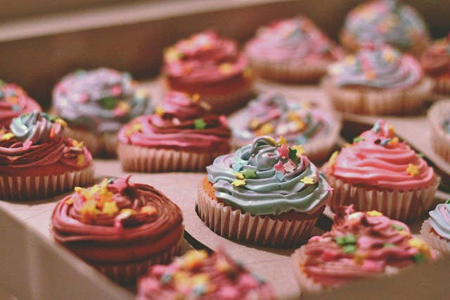 Cupcakes are often just dry, basic cakes covered with overly sweet icing that just happen to be kinda cute. Leave the cakes to us, there are much better parts of American food.