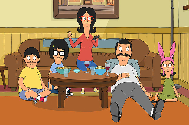 Image result for bobs burgers characters