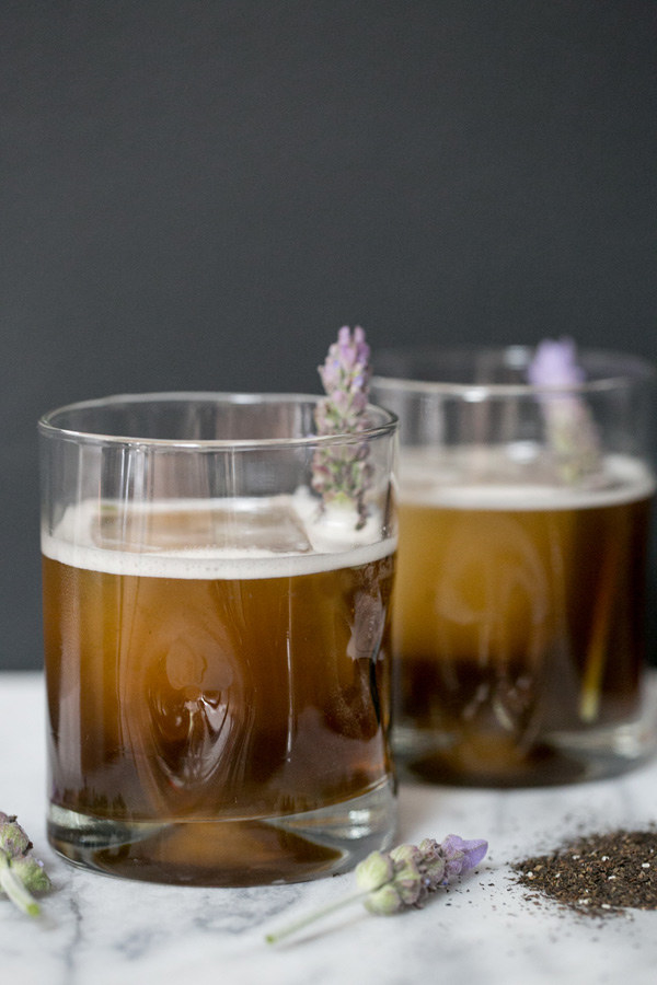 26 elegant tea cocktails that will quench your thirst
