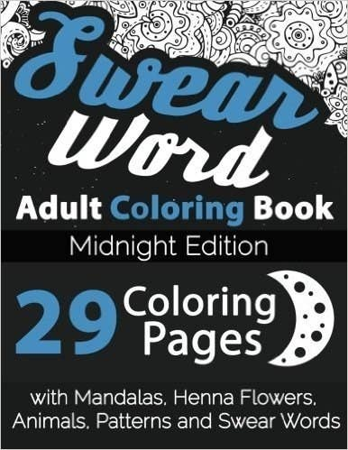 8 Amazing Swear Coloring Books Every Adult Should Have