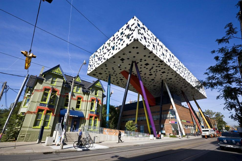 OCAD, Toronto
