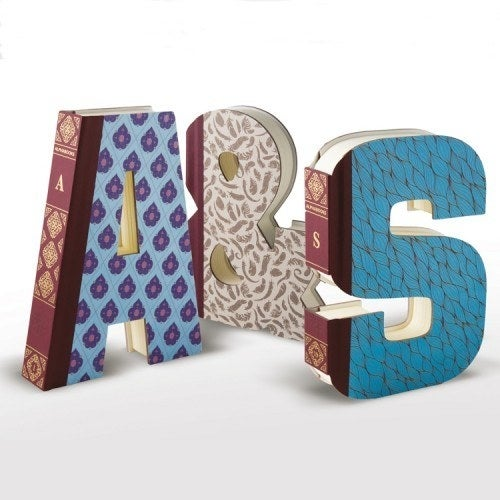 Get any letter or an ampersand here for $19.99 each.