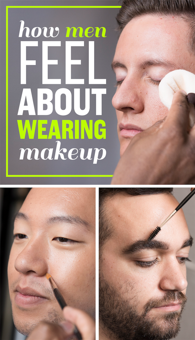 "Here's What Men Think About Wearing ""No Makeup-Makeup"""