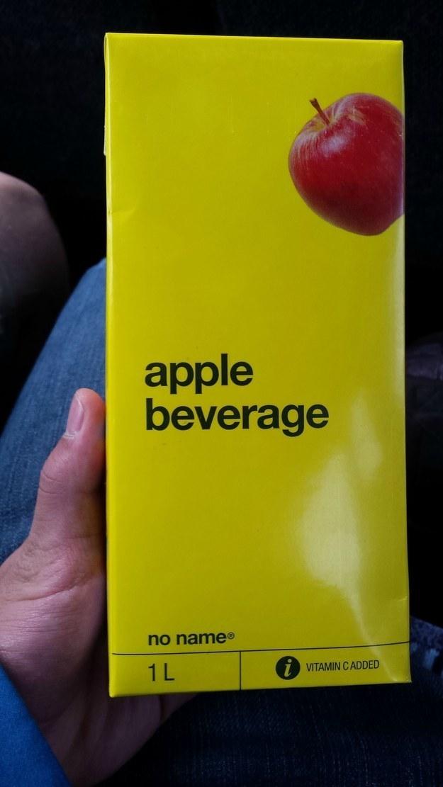 This juice: