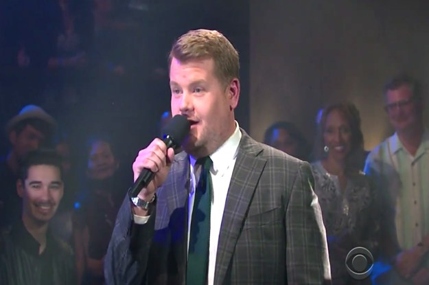 James Corden And Kevin Hart Had A Rap Battle And It Got Real 999c0c8e1