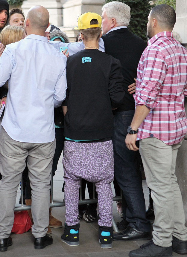 Sound weird? Yeah it is, but so were Justin Bieber's diaper pants and now everyone is wearing them!