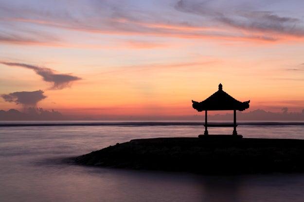 8. Bali