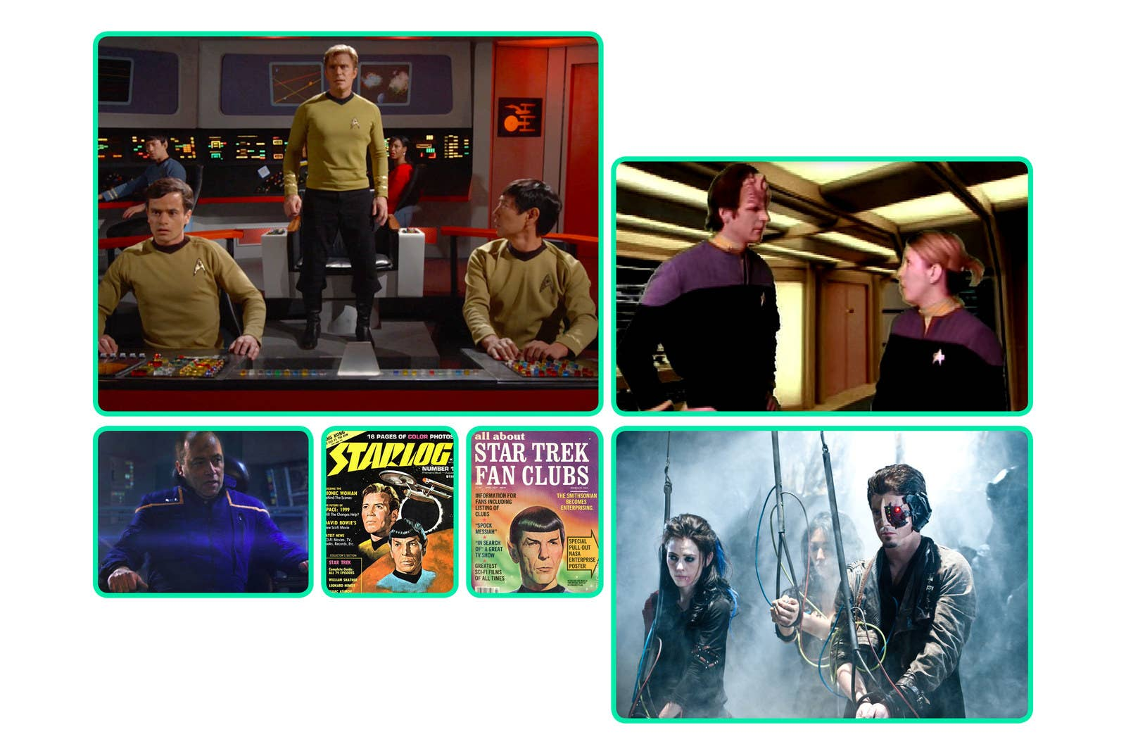 "How ""Star Trek"" Created, Lost, And Won Back Pop Culture's"