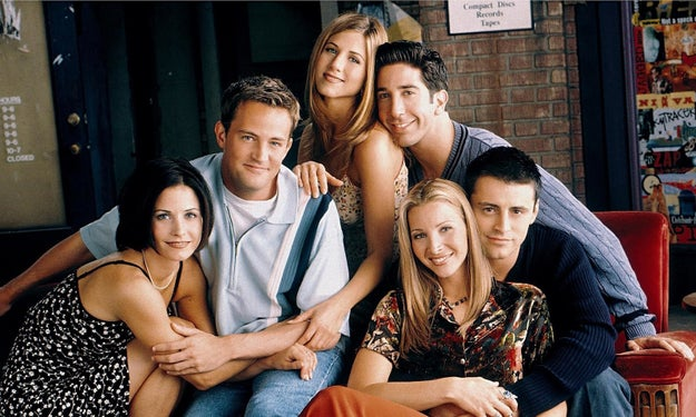 Friends is known, above all, for its main cast of characters and their ~lovable hijinks.~