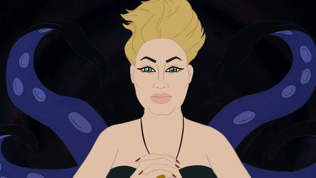 Adele as Adelesla