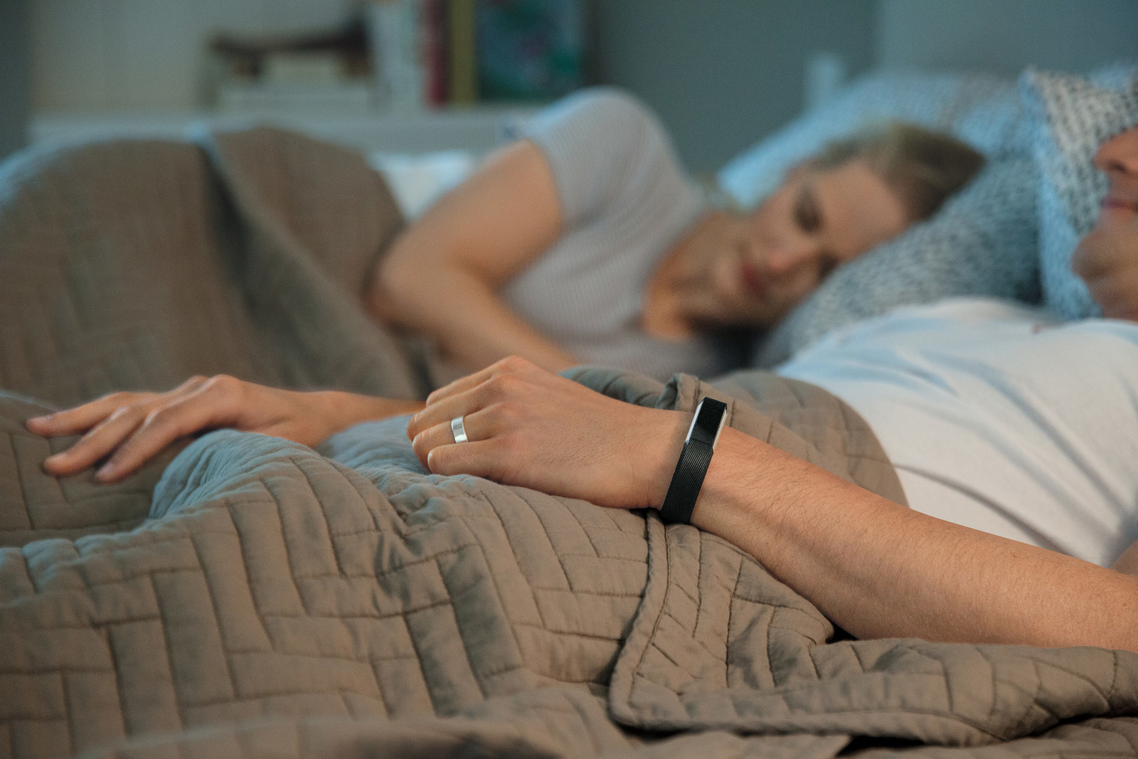 Fitbit Wants You To Go The F To Sleep