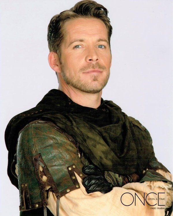 Sean Maguire: Robin Hood Fans Fight On By Kat McKinney