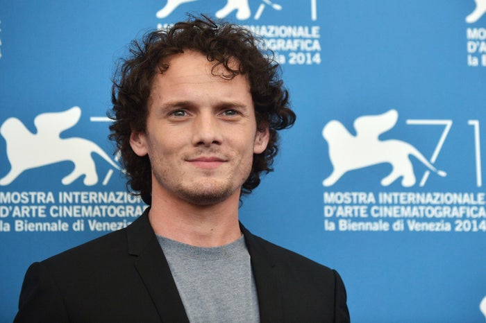 Yelchin in 2014.